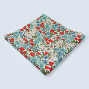 Pochette costume Liberty Poppy and Daisy A